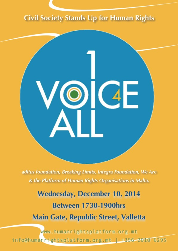1Voice4All