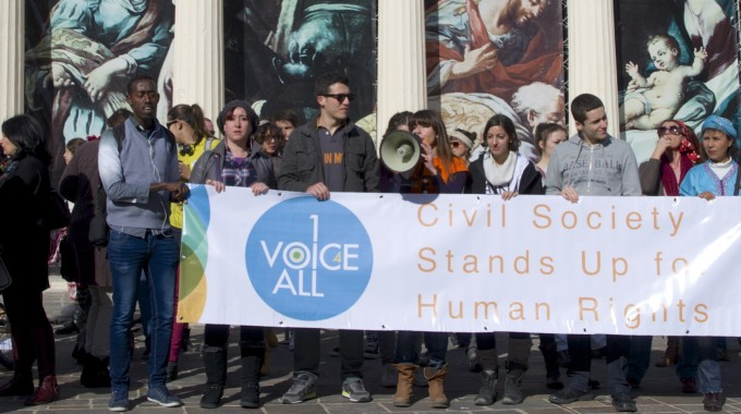 UPDATED: The Prime Minister gives feedback on the 1Voice4All Civil Society Statement