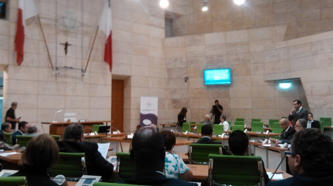 PHROM Participates in the Cultural Forum in Parliament